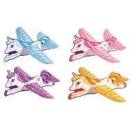 Unicorn Gliders Party Favours x6